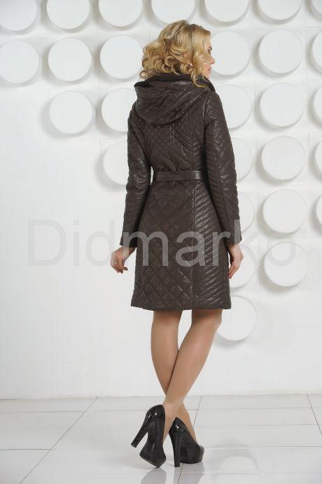 Стеганое пальто на каждый день. Фото 6.