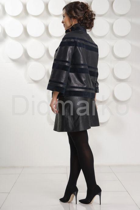 Модная куртка больших размеров. Фото 4.