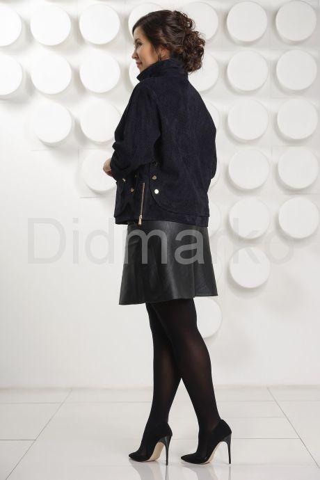 Оригинальная куртка из натуральной замши. Фото 7.
