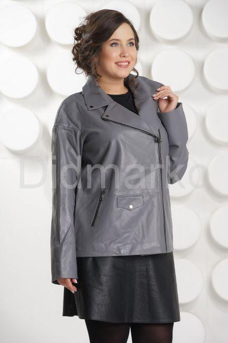 Кожаная куртка Милано. Фото 3.
