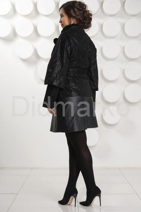 Классическая куртка из натуральной замши. Фото 4.