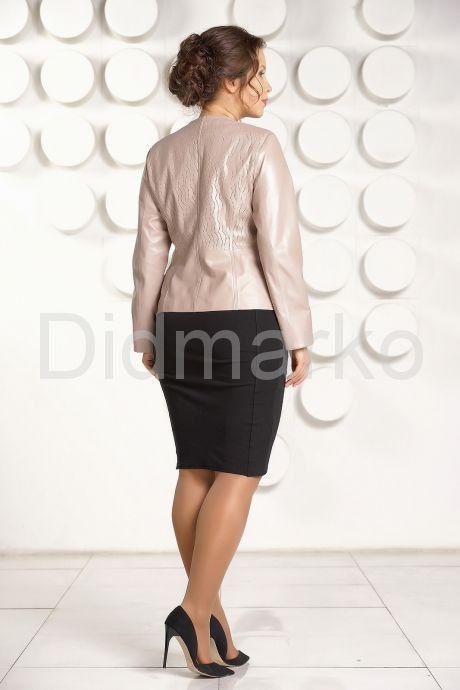 """Кожаная куртка """"АСЕНА"""". Фото 4."""