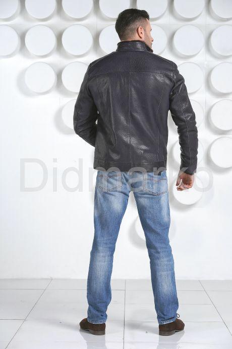 Мужская короткая дубленка. Фото 4.