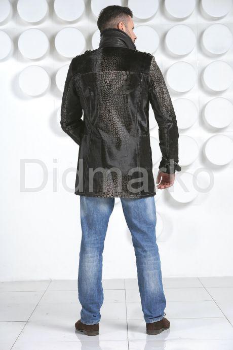 Мужская дубленка dm557. Фото 5.