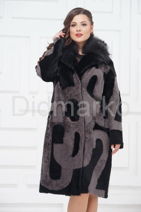 Стильное итальянское пальто PUNTO. Фото 5.