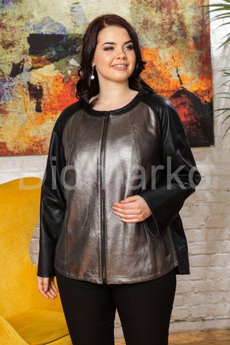 Женская кожаная куртка Шанель. Фото 5.