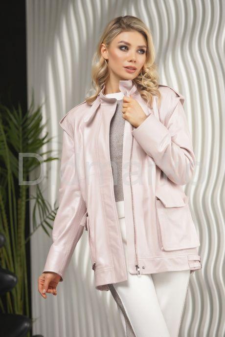 Женская кожаная куртка - трансформер PUNTO