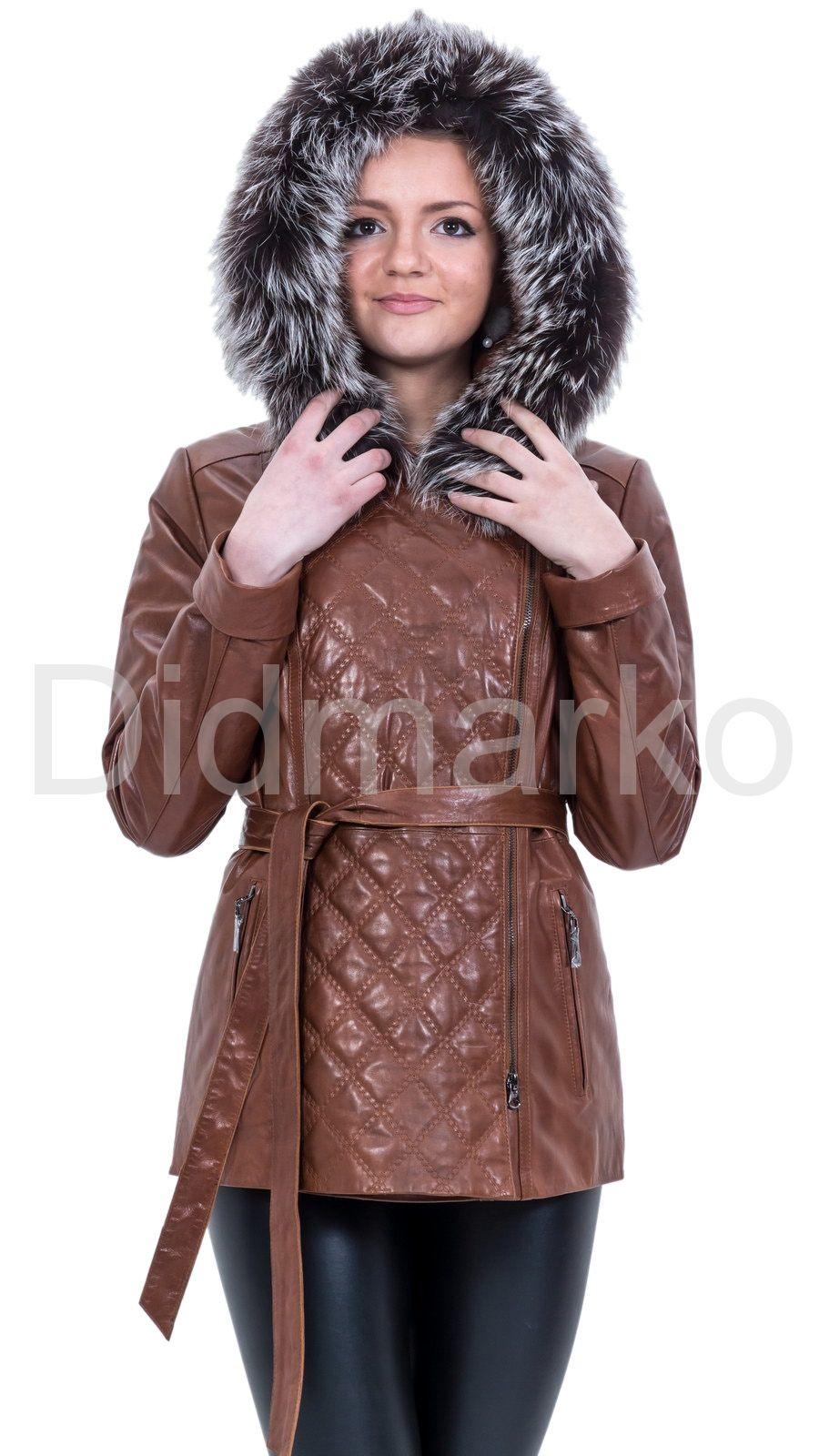 Кожаные Куртки С Капюшоном