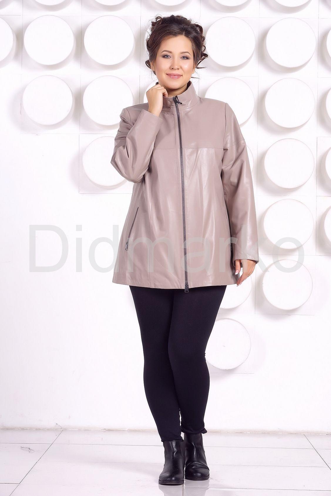 Купить Кожаную Куртку 54 Размера