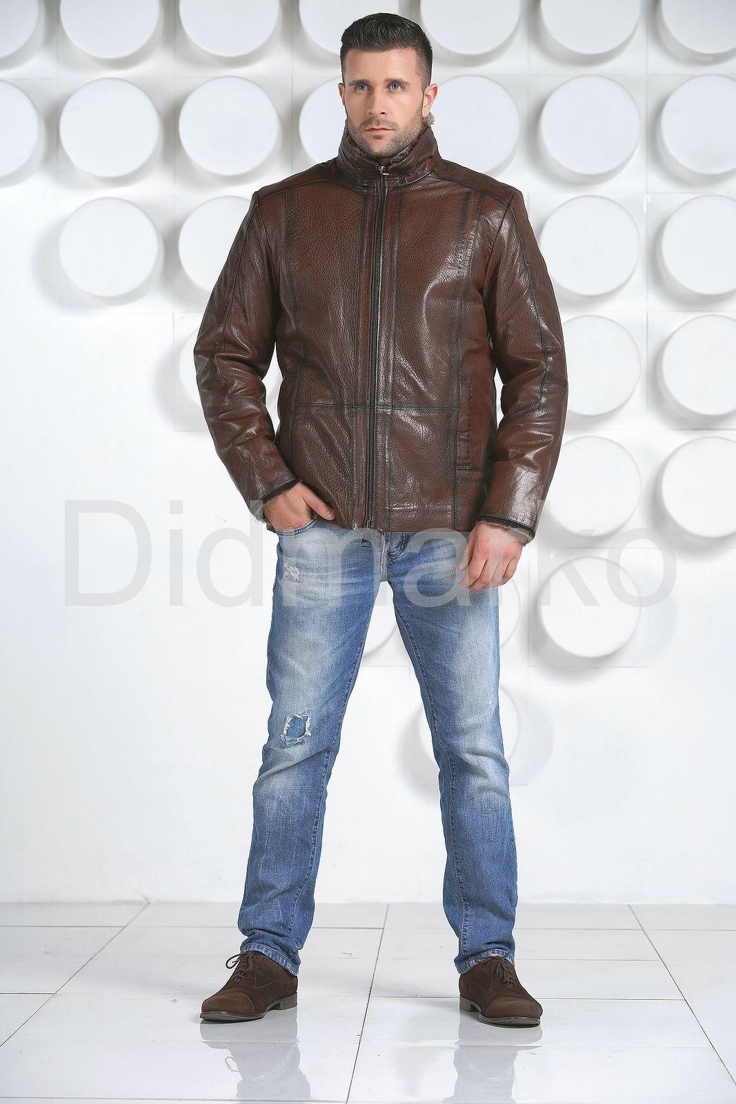 Куртки дубленки