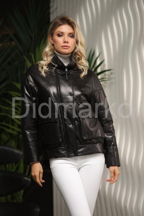 Купить Демисезонная куртка из натуральной кожи осень-весна в Москве и Санкт-Петербурге