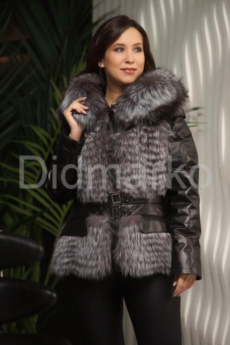 Купить Кожаная куртка - трансформер в Москве и Санкт-Петербурге