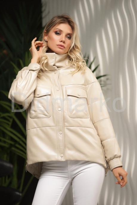 Базовая модель кожаной куртки на осень 2020 и весну 2021