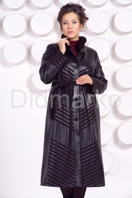 Купить Длинное кожаное пальто MARGARITA-2 в Москве и Санкт-Петербурге