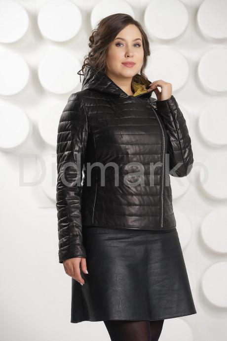 Купить Утепленная кожаная куртка в Москве и Санкт-Петербурге