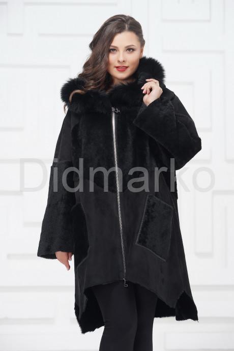 Купить Женское пальто из овчины в стиле бохо в Москве и Санкт-Петербурге