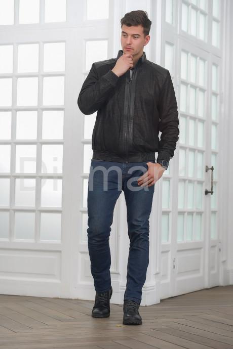 Мужская куртка из замши