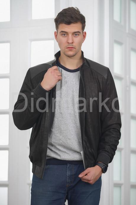 Купить Мужская куртка из замши в Москве и Санкт-Петербурге