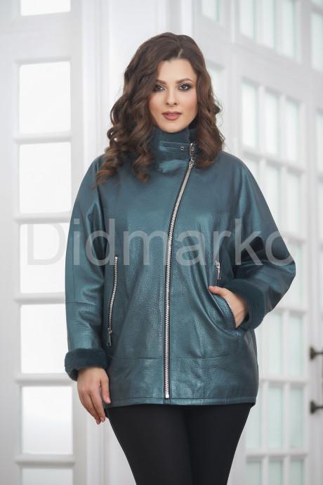 Купить Женская кожаная куртка с мехом в Москве и Санкт-Петербурге