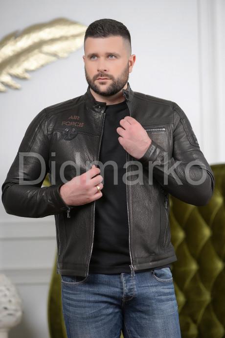Купить Хит сезона 2021 мужская кожаная куртка в Москве и Санкт-Петербурге
