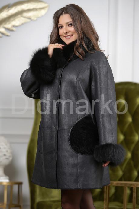 Купить Трапециевидная дубленка для милых дам в Москве и Санкт-Петербурге