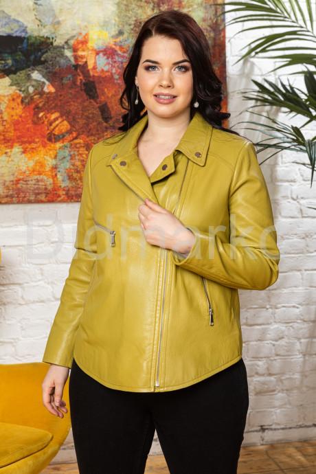 Купить Короткая кожаная куртка  Милан в Москве и Санкт-Петербурге