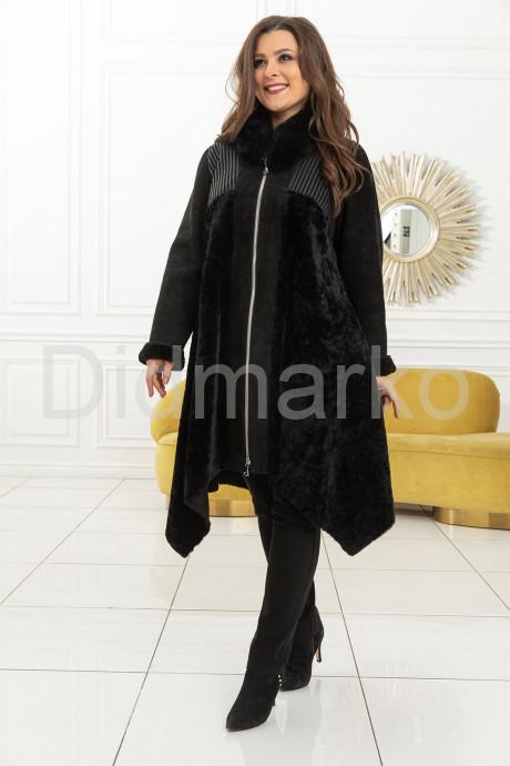 Купить Женская дубленка из новой коллекции зима 2020-2021 в Москве и Санкт-Петербурге