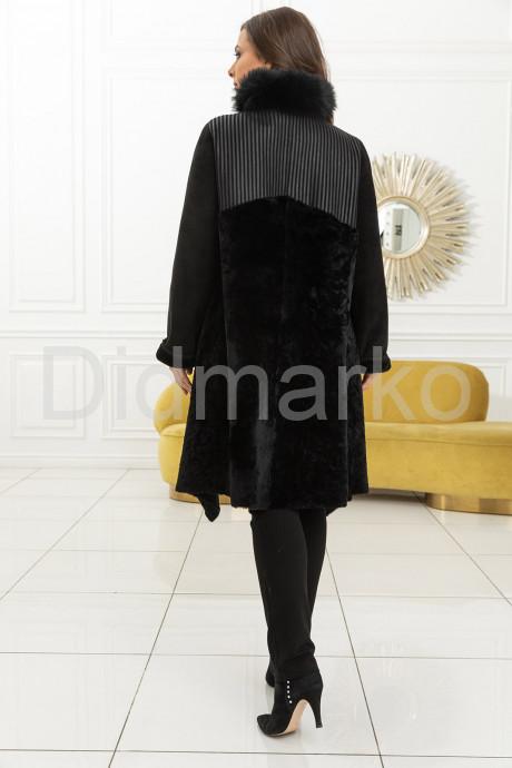 Женская дубленка из новой коллекции зима 2020-2021