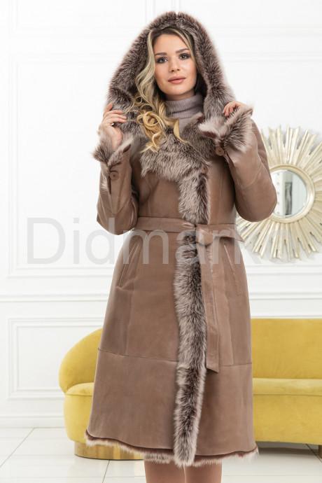 Купить Красивая зимняя дубленка в Москве и Санкт-Петербурге