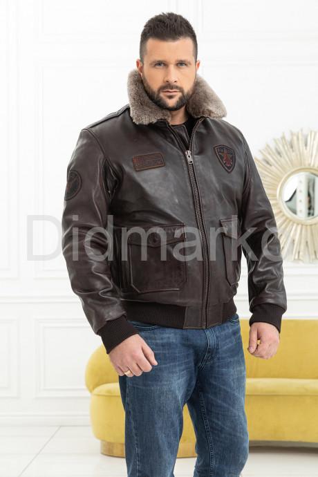Купить Мужская кожаная куртка со съемной подстежкой DAYTONA в Москве и Санкт-Петербурге