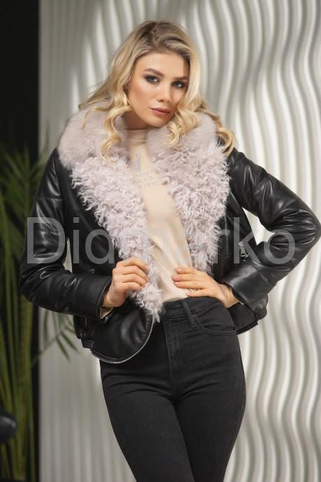 Купить Кожаная демисезонная куртка в Москве и Санкт-Петербурге