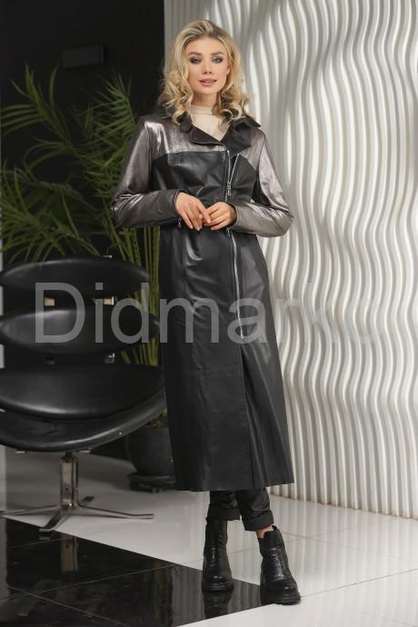 Купить Женский кожаный плащ 2021 LW в Москве и Санкт-Петербурге