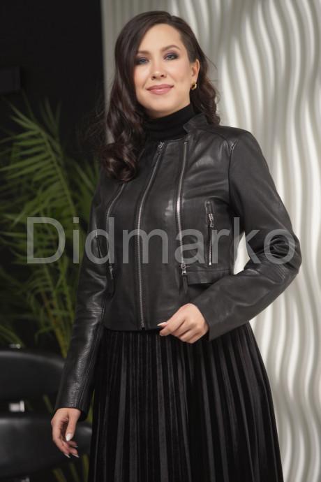 Купить Кожаная куртка женская в Москве и Санкт-Петербурге