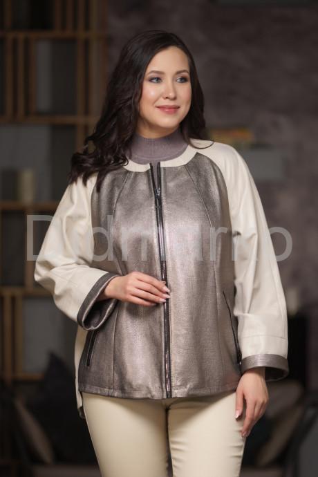Купить Кожаная женская куртка Шанель в Москве и Санкт-Петербурге